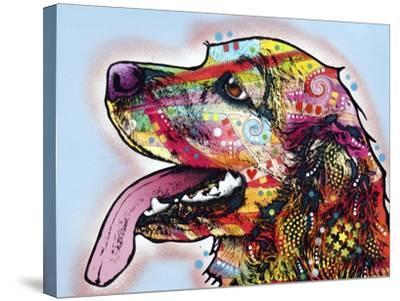 Cocker Spaniel-Dean Russo-Stretched Canvas Print