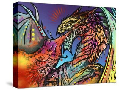 Dragon-Dean Russo-Stretched Canvas Print