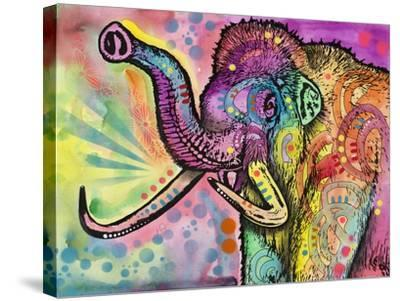 Woolly Mammoth-Dean Russo-Stretched Canvas Print