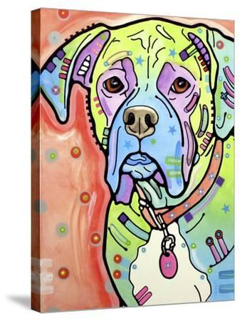 The Boxer-Dean Russo-Stretched Canvas Print