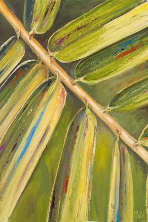 Green Close Up I-Patricia Pinto-Framed Art Print