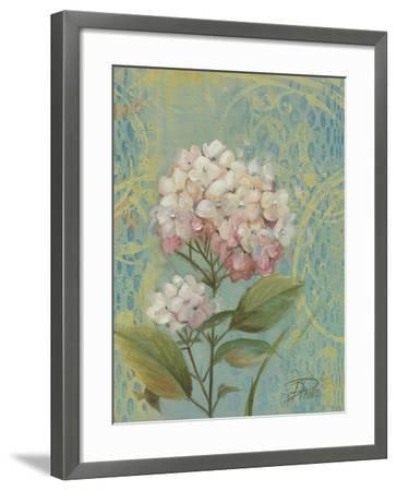 The Garden Flower I-Patricia Pinto-Framed Art Print
