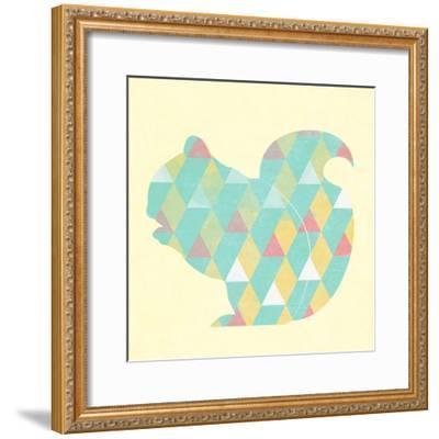 Patterned Nature I--Framed Art Print