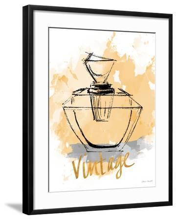 Vintage Perfume-Lanie Loreth-Framed Art Print