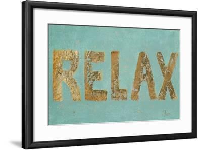 Relax-Patricia Pinto-Framed Art Print