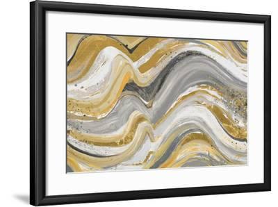 New Concept Mustard Gray-Patricia Pinto-Framed Art Print