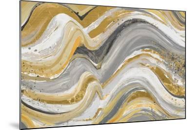 New Concept Mustard Gray-Patricia Pinto-Mounted Art Print