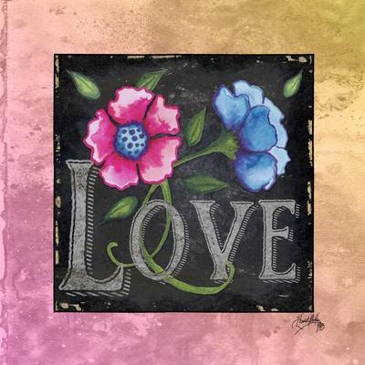 Spring Burst III-Elizabeth Medley-Framed Art Print