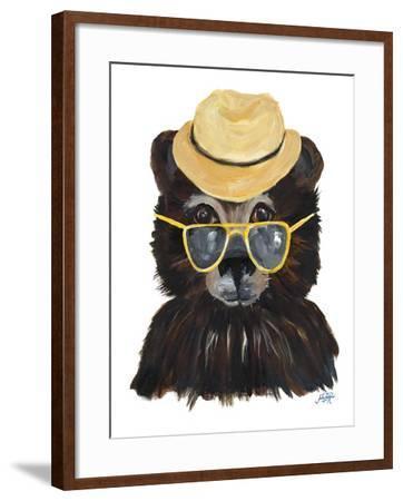 Proper Animals I-Julie DeRice-Framed Art Print