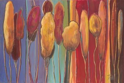 Modern Trees II-Patricia Pinto-Framed Art Print