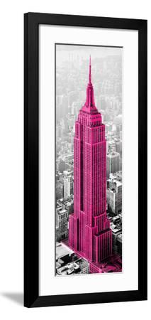 Empire State of Mind-Shelley Lake-Framed Photo