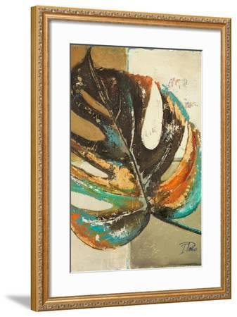 Contemporary Leaves II-Patricia Pinto-Framed Art Print
