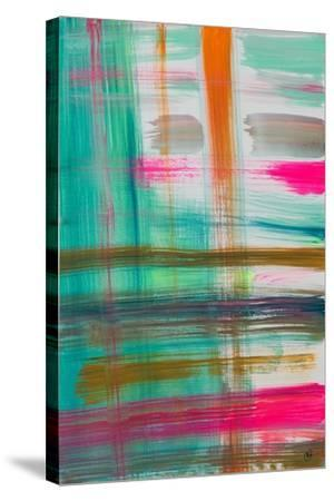 Colour Study III-Kat Papa-Stretched Canvas Print