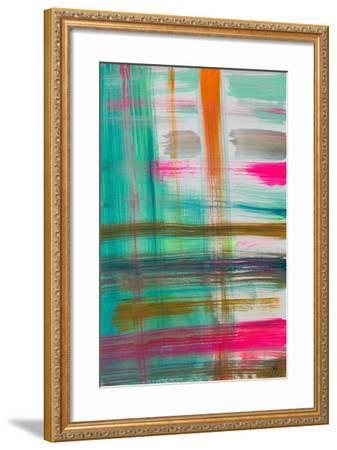 Colour Study III-Kat Papa-Framed Art Print