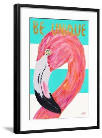 Be Unique-Julie DeRice-Framed Art Print