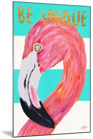 Be Unique-Julie DeRice-Mounted Art Print