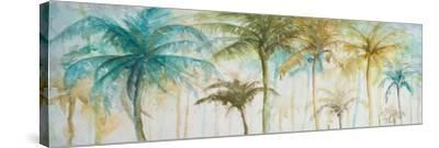 Watercolor Palms-Patricia Pinto-Stretched Canvas Print