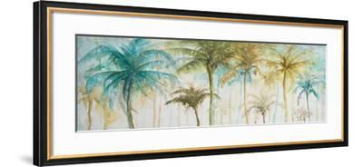 Watercolor Palms-Patricia Pinto-Framed Art Print