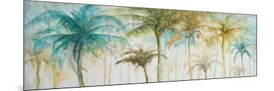 Watercolor Palms-Patricia Pinto-Mounted Art Print