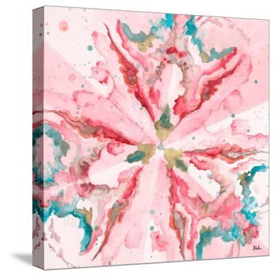 Pink Constellation Square-Patricia Pinto-Stretched Canvas Print