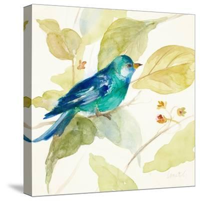 Bird in a Tree II-Lanie Loreth-Stretched Canvas Print