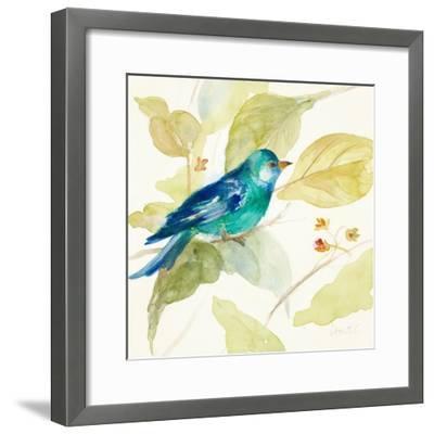 Bird in a Tree II-Lanie Loreth-Framed Art Print