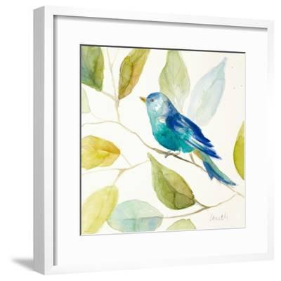 Bird in a Tree I-Lanie Loreth-Framed Art Print
