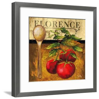 Cuisine III-Elizabeth Medley-Framed Art Print