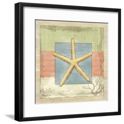 Montego Starfish-Paul Brent-Framed Art Print