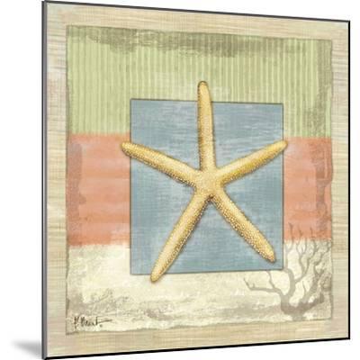 Montego Starfish-Paul Brent-Mounted Art Print