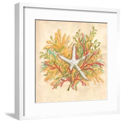 Coral Reef I-Kate McRostie-Framed Art Print