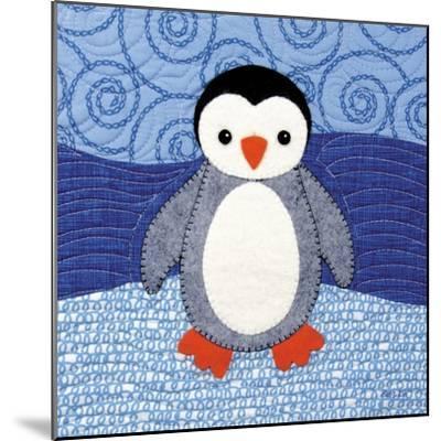 Penguin-Betz White-Mounted Art Print