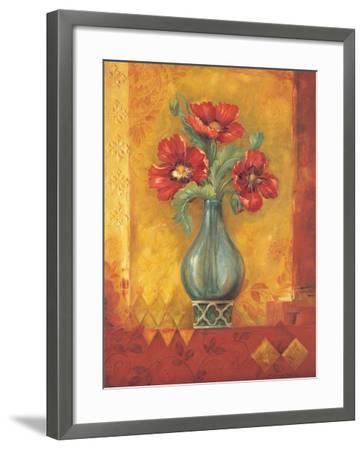 Pandora's Poppies-Pamela Gladding-Framed Art Print