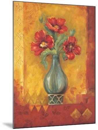 Pandora's Poppies-Pamela Gladding-Mounted Art Print