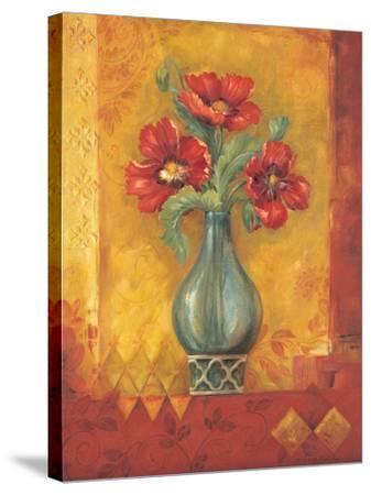 Pandora's Poppies-Pamela Gladding-Stretched Canvas Print