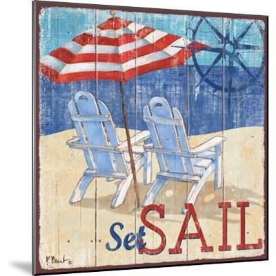 Seas the Day II-Paul Brent-Mounted Art Print