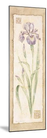 Iris-Pamela Gladding-Mounted Art Print