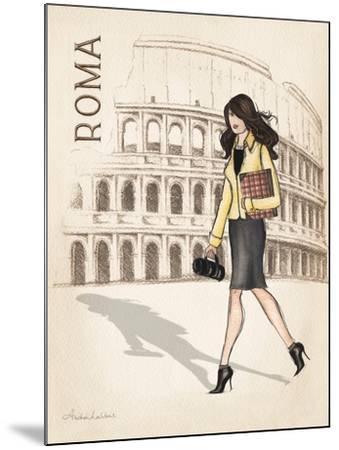 Roma-Andrea Laliberte-Mounted Art Print