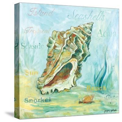 Marine Life Motif VI-Gregory Gorham-Stretched Canvas Print