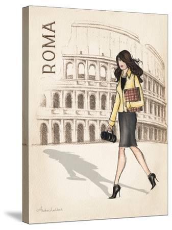 Roma-Andrea Laliberte-Stretched Canvas Print