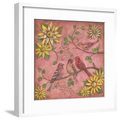 Whistlers Garden III-Kate McRostie-Framed Art Print