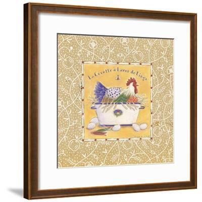 La Cuvette-Sudi Mccollum-Framed Art Print
