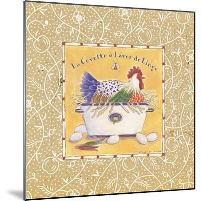 La Cuvette-Sudi Mccollum-Mounted Art Print