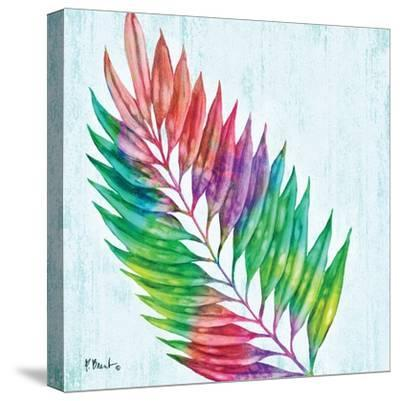 Prism Palm I-Paul Brent-Stretched Canvas Print