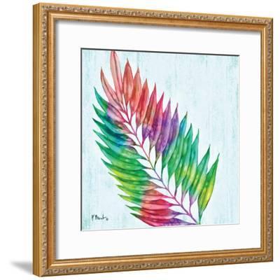 Prism Palm I-Paul Brent-Framed Art Print
