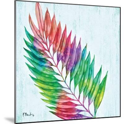 Prism Palm I-Paul Brent-Mounted Art Print