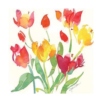 Jardin de Plantes II-Julie Paton-Framed Art Print