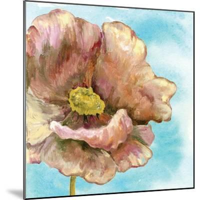 Fresh Poppies I-Margaret Ferry-Mounted Art Print