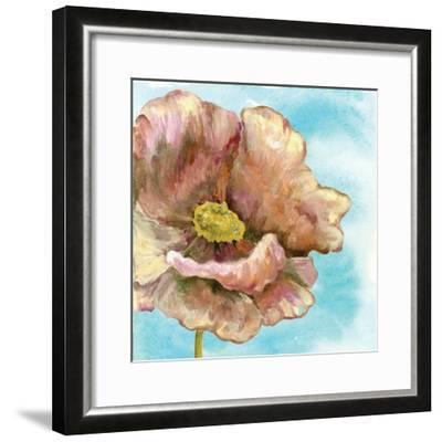 Fresh Poppies I-Margaret Ferry-Framed Art Print