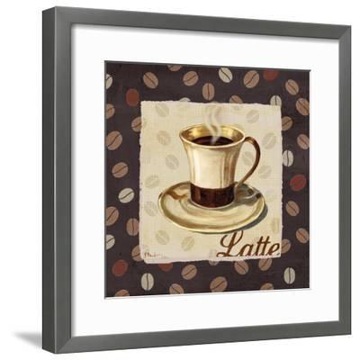 Cup of Joe III-Paul Brent-Framed Art Print